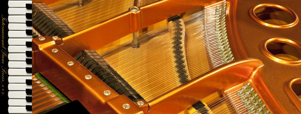 Pianoservice zajistí servis a opravy